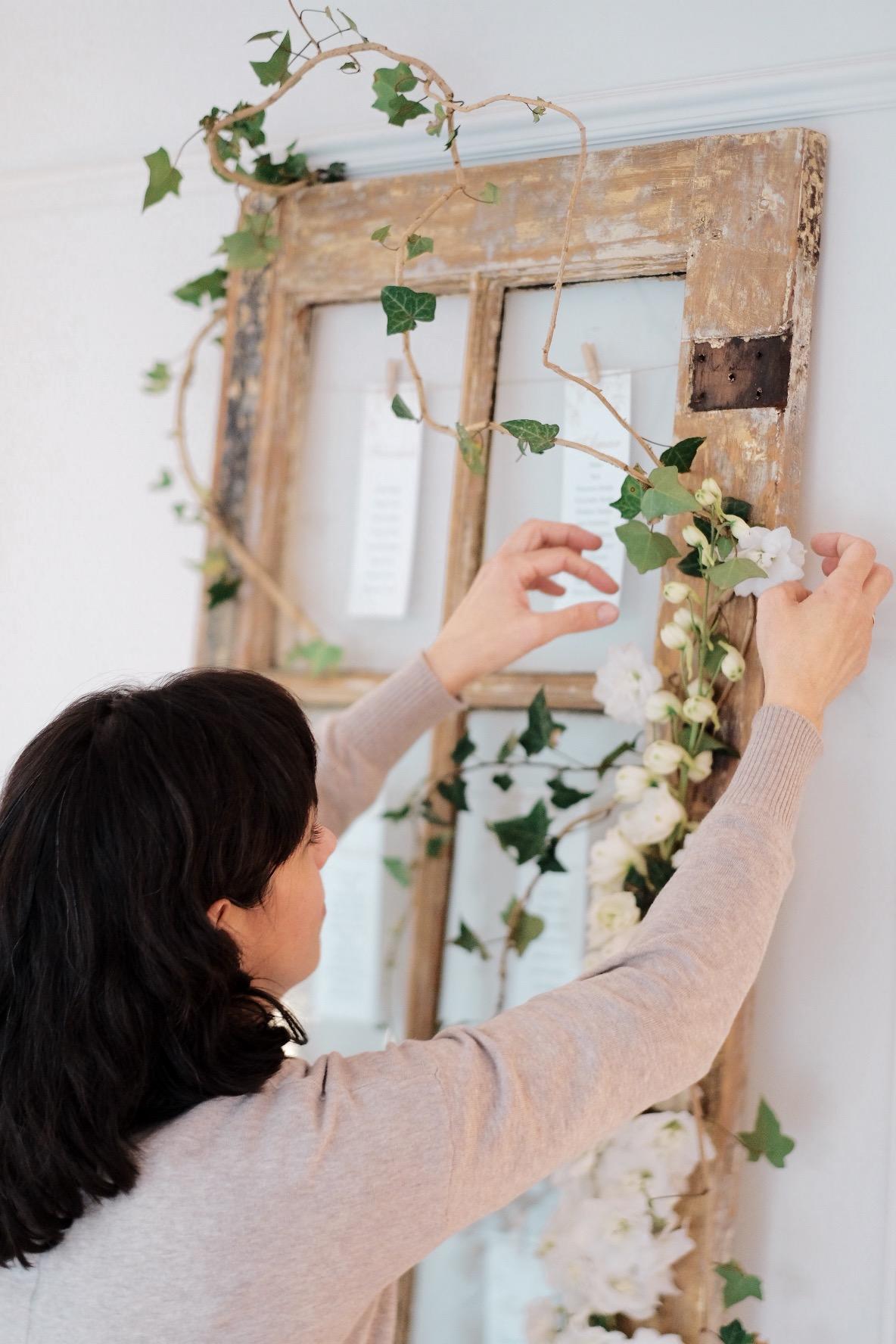 Arbolande Flores para ser feliz Alicia decoraciones bodas