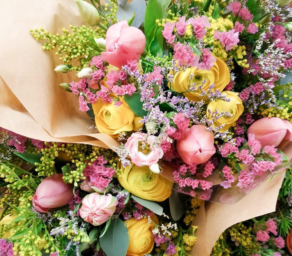 Flores para ser feliz