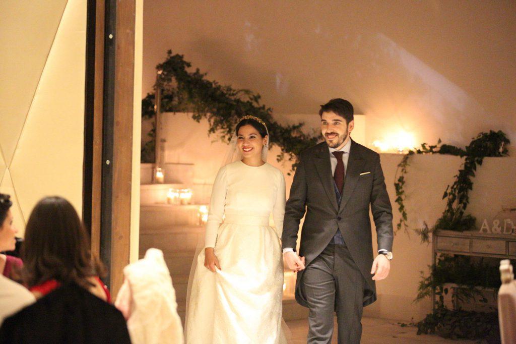 Flores para una boda elegante en Andalucía